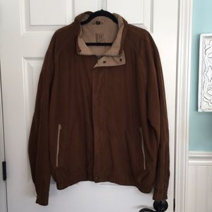 XXL RC Comstock Expedition men's brown jacket